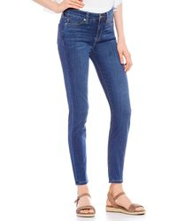 Liverpool Jeans Company - Penny Ankle Skinny Jeans - Lyst