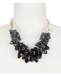 Dillard's - Tailored Beaded Shaky Necklace - Lyst