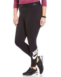 Nike - Sportswear Plus Leg-a-see Leggings - Lyst