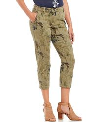 Tommy Bahama - Don't Leaf Me Now Crop Pant - Lyst