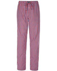 Polo Ralph Lauren - Plaid Woven Pajama Pants - Lyst