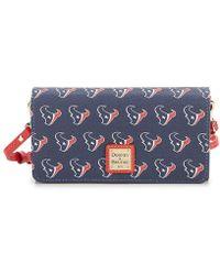 Dooney & Bourke - Nfl Houston Texans Daphne Cross-body Bag - Lyst