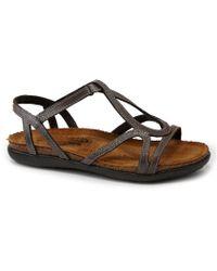 Naot - Dorith Flat Sandals - Lyst