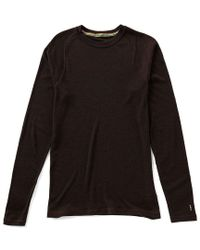 Smartwool - Long-sleeve Nts Mid 250 Crew Shirt - Lyst