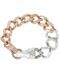 Betsey Johnson - Pegasus Line Bracelet - Lyst