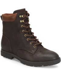 Born - Men's Waterproof Leather Pike Lace Boot - Lyst