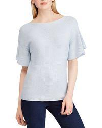 Lauren by Ralph Lauren - Short-sleeve Sweater - Lyst