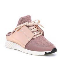 Dolce Vita - Braun Sneaker Mules - Lyst