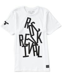 Rock Revival - Thumbling Short-sleeve Logo Tee - Lyst