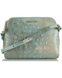 22ce55661ea7 Brahmin - Melbourne Collection Mini Sydney Cross-body Bag - Lyst