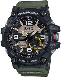 G-Shock - Mudmaster Ana-digi Watch - Lyst