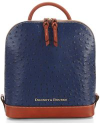 Dooney & Bourke - Ostrich Collection Pod Backpack - Lyst