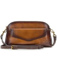 Patricia Nash - Stained Veg Tan Collection Baeza Cross-body Bag - Lyst