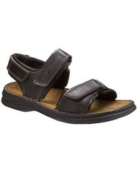 Josef Seibel Rafe Sandals - Brown