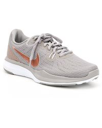 30c322f3ea8 Nike - Women s In-season Tr 7 Print Cross Training Shoes - Lyst