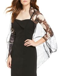 Vince Camuto Hot Tropic Cocoon Scarf