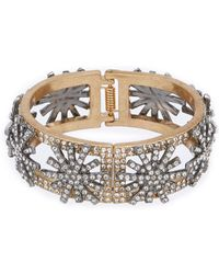 Belle By Badgley Mischka - Starbusts Bracelet - Lyst