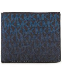 Michael Kors - Jet Set Small Signature Billfold Wallet - Lyst