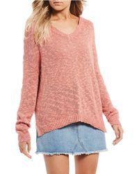 Roxy - Sandy Bay Beach Hooded Poncho (true Black) Women's Sweatshirt - Lyst