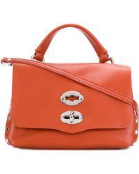 Zanellato Original Silk Baby Postina Bag - Orange