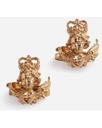 Dolce & Gabbana - Cufflinks - Lyst