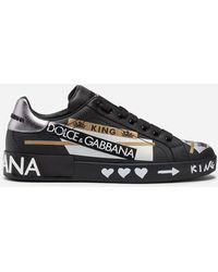 195f931899 Zapatillas Dolce   Gabbana de hombre desde 295 € - Lyst