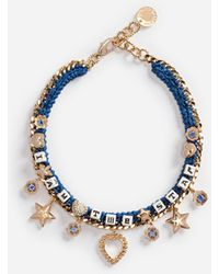 Dolce & Gabbana | Necklace With Decorative Details | Lyst