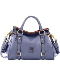 Dooney & Bourke - Florentine Small Satchel - Lyst