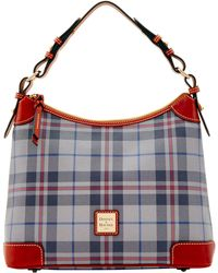 Dooney & Bourke - Tiverton Hobo - Lyst