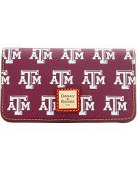 Dooney & Bourke   Ncaa Texas A&m Large Slim Phone Case   Lyst