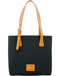 Dooney & Bourke - Patterson Leather Emily Shoulder Bag - Lyst