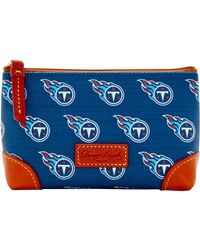 Dooney & Bourke - Nfl Titans Cosmetic Case - Lyst