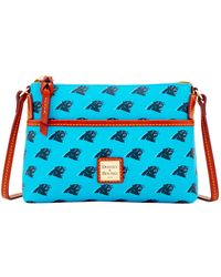 Dooney & Bourke - Nfl Panthers Ginger Crossbody - Lyst