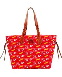 Dooney & Bourke - Nfl Chiefs Shopper - Lyst