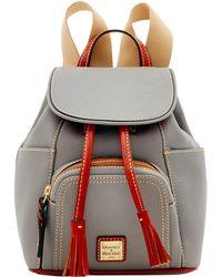 Dooney & Bourke - Pebble Grain Small Murphy Backpack - Lyst