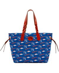Dooney & Bourke - Nfl Broncos Shopper - Lyst