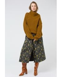 Dorothee Schumacher - Airy Touch Pullover Turtle 1/1 - Lyst