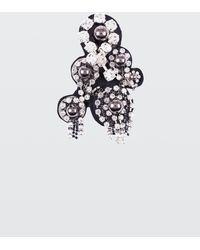 Dorothee Schumacher - Rock Glam Felt Embroidery Brooch - Lyst