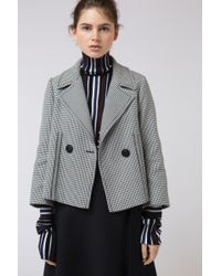 Dorothee Schumacher | Double Check Jacket | Lyst