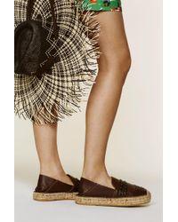 Dorothee Schumacher - Summer Essence Studded Fold Down Back Espadrille - Lyst