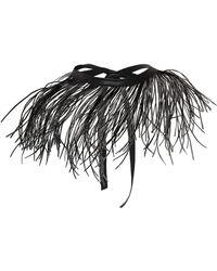 Dorothee Schumacher - Adornment Feather Accessory Adornment Feather Accessory - Lyst