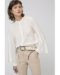 Dorothee Schumacher - Playful Surprise Blouse 1/1 - Lyst
