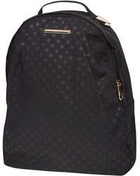 Dorothy Perkins - Black Spot Nylon Backpack - Lyst