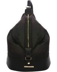 Dorothy Perkins - Black Duffle Backpack - Lyst