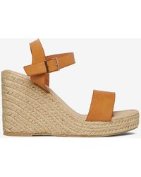 Dorothy Perkins - Tan 'rizzo' Espadrille Wedges - Lyst