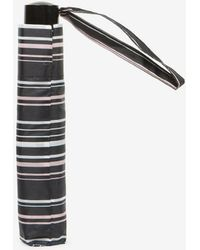 Dorothy Perkins - Multi Coloured Pretty Striped Umbrella - Lyst