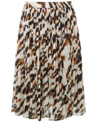 Dorothy Perkins - Vero Moda Multi Coloured Tanilla Skirt - Lyst