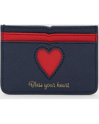 Draper James - Bless Your Heart Wallet - Lyst