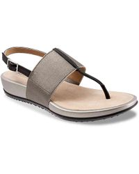 Softwalk - Daytona Wedge Sandal - Lyst