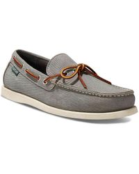 Eastland - Yarmouth Canvas Boat Shoe - Lyst